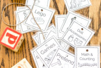 Toy Organization Printable Labels And Playroom Storage intended for Bin Labels Template