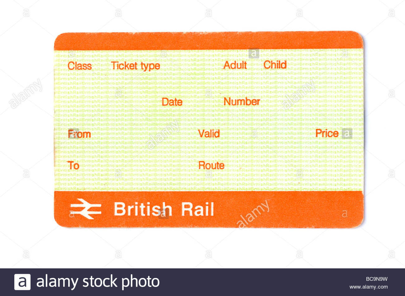 Train Ticket Blank Stock Photos & Train Ticket Blank Stock Intended For Blank Train Ticket Template