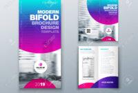 Tri Fold Brochure Design. Cool Business Template For Tri Fold.. intended for 3 Fold Brochure Template Free