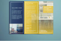 Tri Fold Brochure | Free Indesign Template in Brochure Template Indesign Free Download