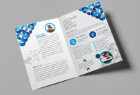 Two Fold Brochure Template Free – Colona.rsd7 with regard to 2 Fold Flyer Template