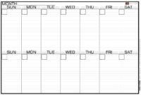 Two Week Calendar Template Word – Colona.rsd7 within 2 Week Calendar Template