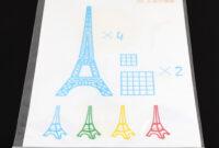 Us $11.2  20Pcs Paper Mold For 3D Pen Form Board For 3D Printer Pen 3D  Printing Templates For Pen 3D Model Pen Random Pattern Accessories-In 3D for 3D Printing Templates