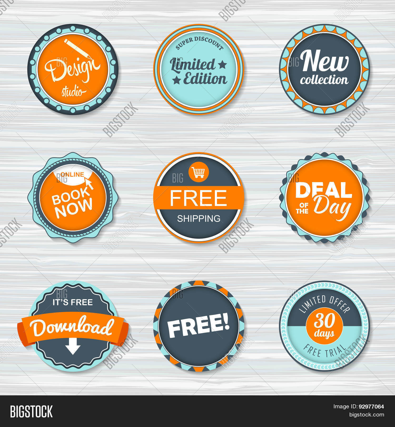 Vintage Labels Vector & Photo (Free Trial) | Bigstock In Book Label Template Free