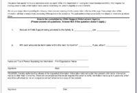 Voluntary Child Custody Agreement Form Alabama – Form within Child Custody Agreement Template