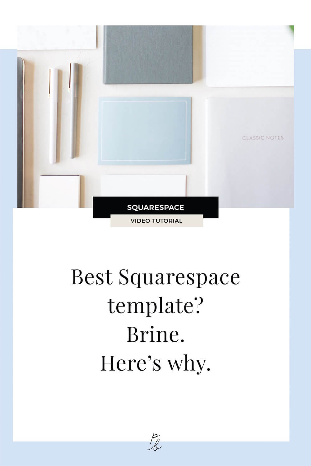 What Is The Best Squarespace Template? Brine. Here's Why Regarding Best Squarespace Template