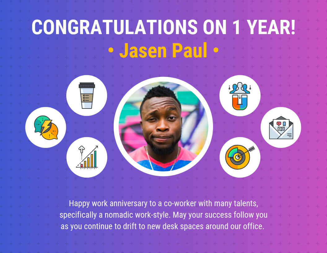 Work Anniversary Certificate Template Within Anniversary Certificate Template Free