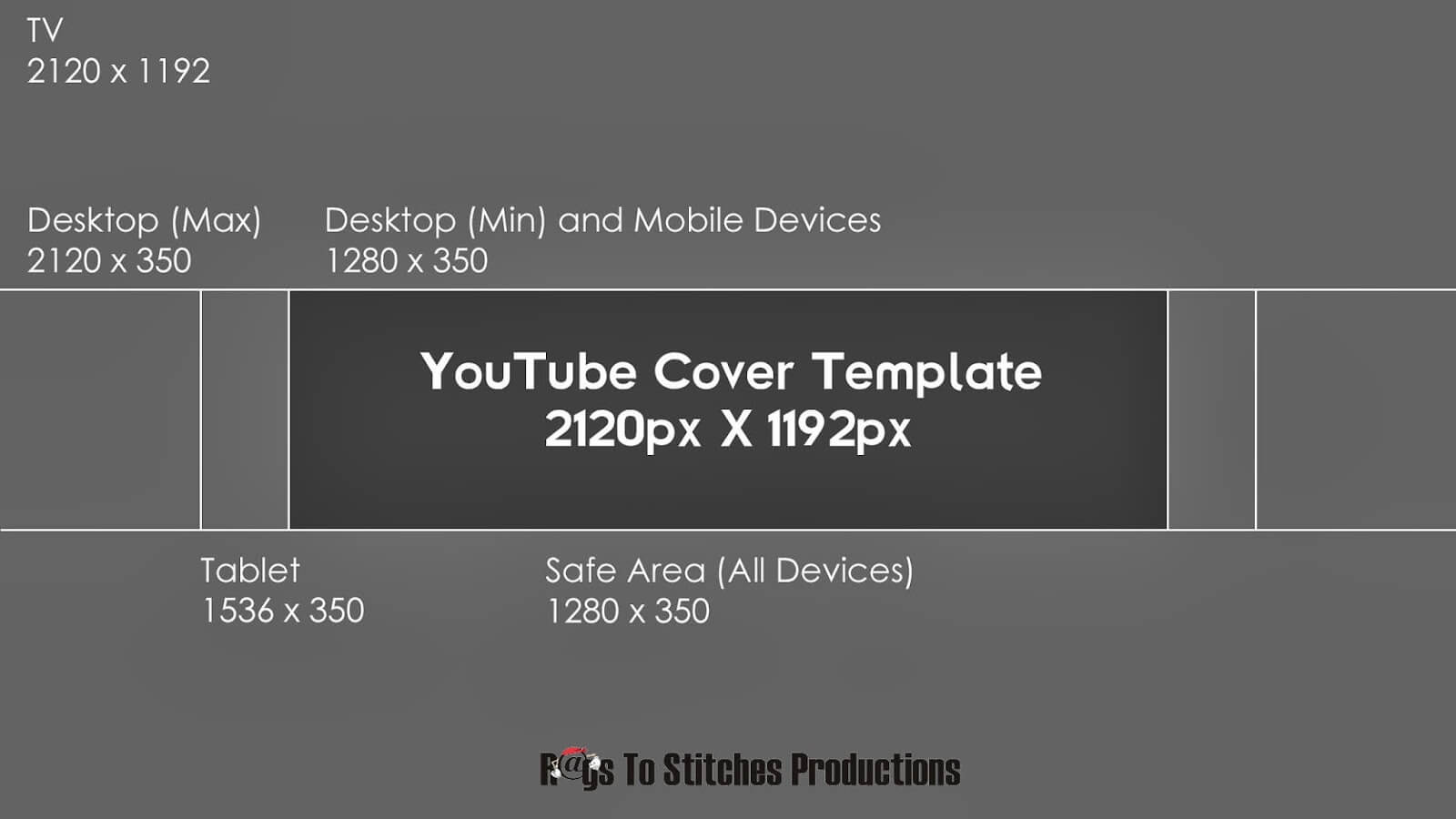Youtube Banner Template Size For Banner Template Word 2010
